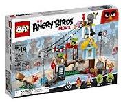 LEGO The Angry Birds - De arga fåglarna i LEGO