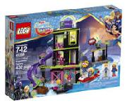 LEGO DC Super Hero Girls - Följ med superhjältarna på äventyr