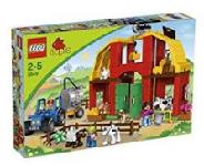 LEGO Duplo - Legoklossar för de små barnen