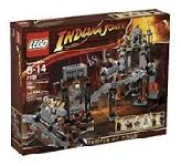 LEGO Indiana Jones - Byggsatser som beskriver filmerna