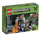 LEGO Minecraft - Legoklossar från spelet Minecraft