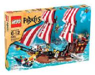 LEGO Pirates - Följ kapten Rödskägg och piraterna