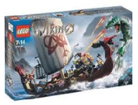 LEGO Vikings - Hjälp vikingarna besegra draken
