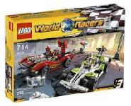 LEGO World Racers - Vem hinner först runt jorden