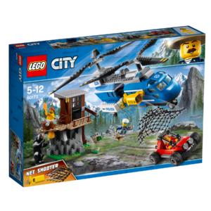 Bergsarrest, LEGO City Police (60173)