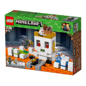 Dödskallearenan, LEGO Minecraft (21145)