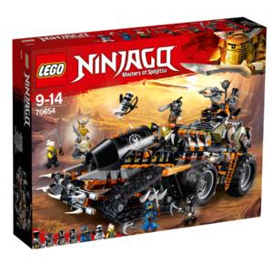 Dieselnaut, LEGO Ninjago (70654)