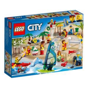 Figurpaket kul på stranden, LEGO City Town (60153)