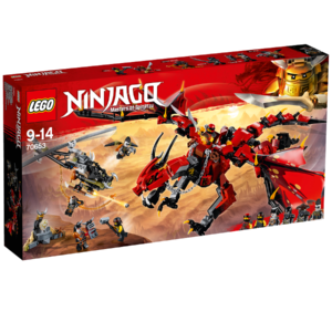 Firstbourne, LEGO Ninjago (70653)