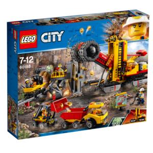 Gruvexperternas läger, LEGO City Mining (60188)
