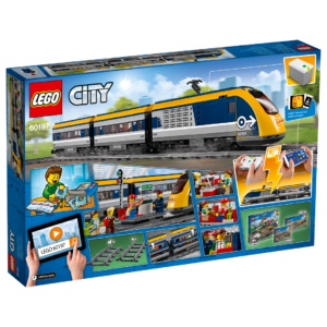 Passagerartåg, LEGO City Trains (60197)
