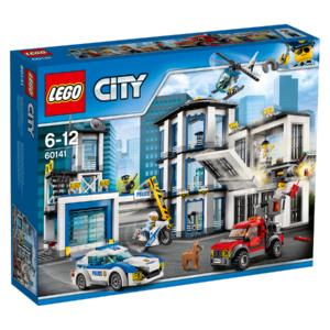 Polisstation, LEGO City Police (60141)