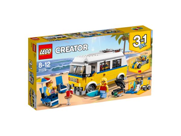 Solskenssurfarbuss, LEGO Creator (31079)