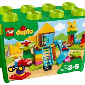 Stor lekplats – Klosslåda, LEGO DUPLO My First (10864)