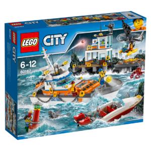 Kustbevakningens högkvarter, LEGO City Coast Guard (60167)