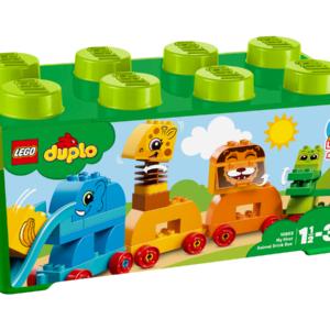 Mitt första djur – Klosslåda, LEGO DUPLO My First (10863)