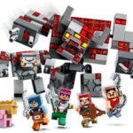 21163 LEGO® Minecraft™ — Rödstensstriden