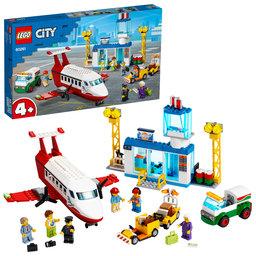 LEGO City — Flygplats (60261)