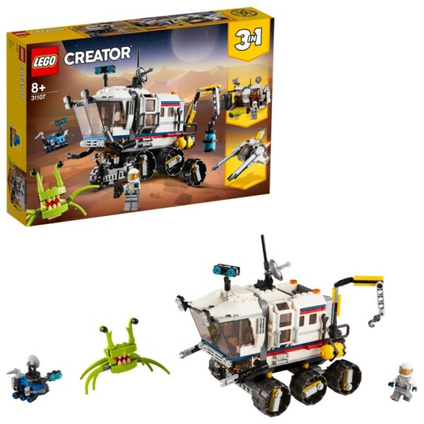 LEGO Creator 31107 Rymdutforskningsfordon