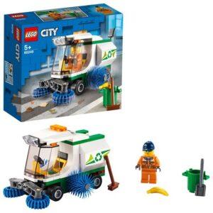 LEGO City Great Vehicles 60249, Sopmaskin