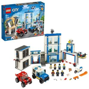 LEGO City Police 60246, Polisstation