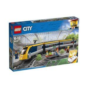 LEGO City Trains 60197, Passagerartåg