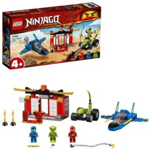 LEGO Ninjago 71703, Jaktplansstrid