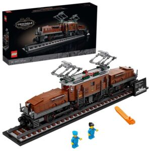 LEGO Creator Expert 10277, Krokodillok