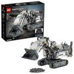 LEGO Technic 42100, Liebherr R 9800 grävmaskin