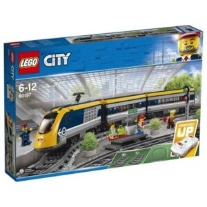LEGO City Passagerartåg 60197