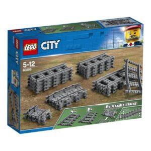 LEGO City Spår 60205