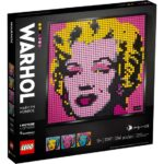 LEGO Art 31197, Andy Warhol Marilyn Monroe