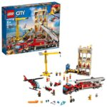 LEGO City Fire 60216 - Brandkåren i centrum
