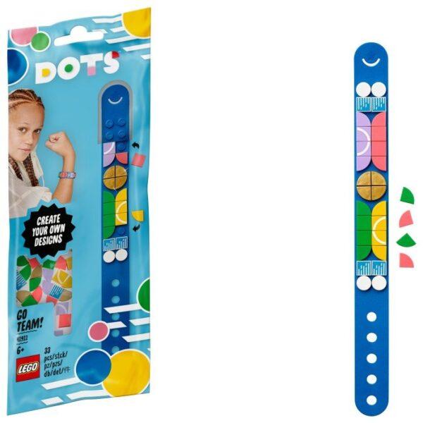 LEGO DOTs 41911 Sportigt armband