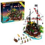 LEGO Ideas 21322, Piraterna från Barracuda Bay