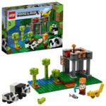 LEGO Minecraft 21158, Pandagården
