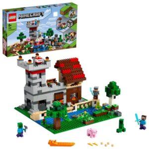 LEGO Minecraft 21161 Skaparlådan 3.0