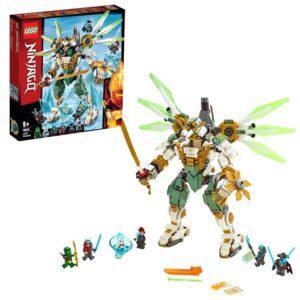 LEGO Ninjago 70676, Lloyds titanrobot