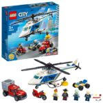 LEGO City 60243 Polishelikopterjakt