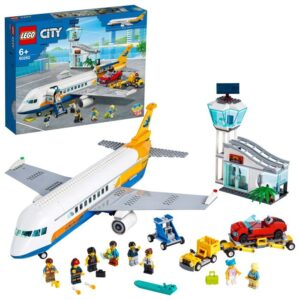 LEGO City Airport 60262 Passagerarplan