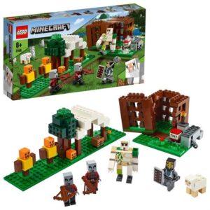 LEGO Minecraft 21159, Plundrarnas vakttorn