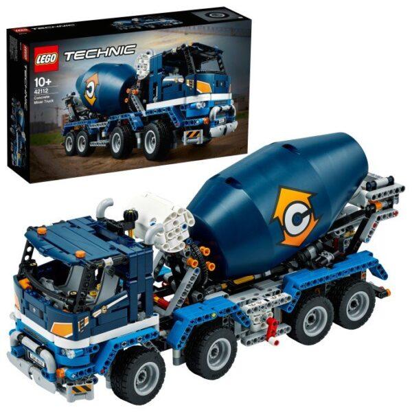 LEGO Technic 42112 Betongblandare