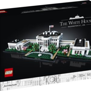 LEGO Architecture 21054 Vita huset