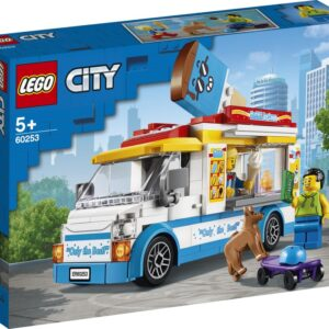 LEGO City 60253 Glassbil