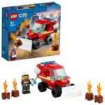 LEGO City Fire 60279 Brandbil