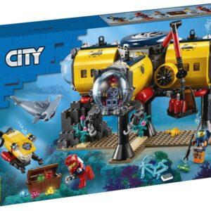 LEGO City Oceans 60265 Hav forskningsbas