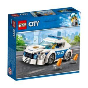 LEGO City Police 60239 Polispatrullbil