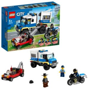 LEGO City Police 60276 Polisens fångtransport