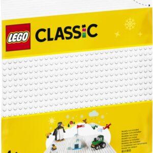 LEGO Classic 11010 Vit basplatta