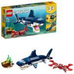 LEGO Creator 31088 - Djuphavsvarelser
